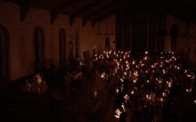 Easter Vigil Timelapse