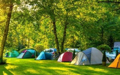 Youth Group Camping